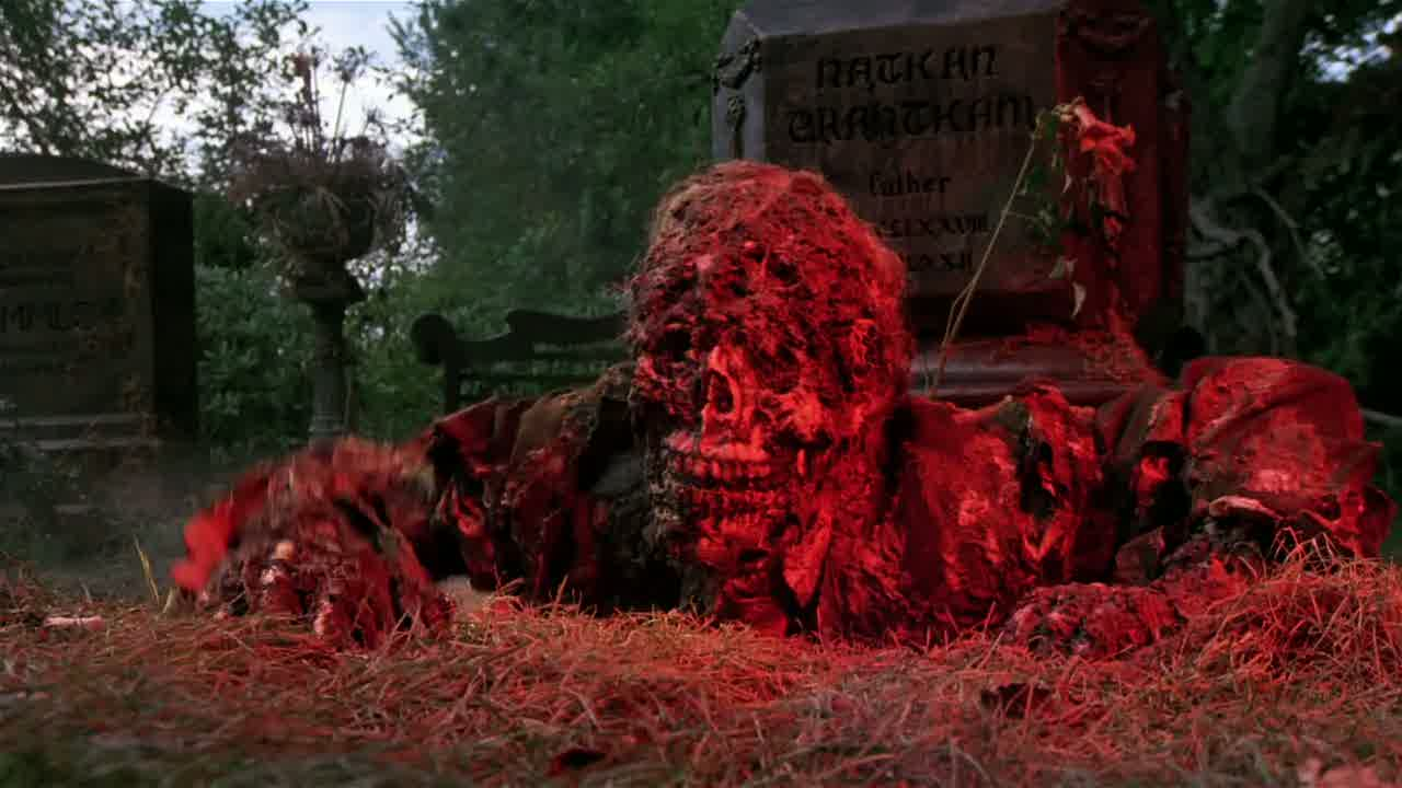John Amplas in Creepshow (1982)