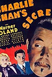 Charlie Chan's Secret(1936) Poster - Movie Forum, Cast, Reviews