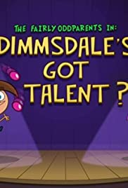 Knitwits/Dimmsdale's Got Talent Poster