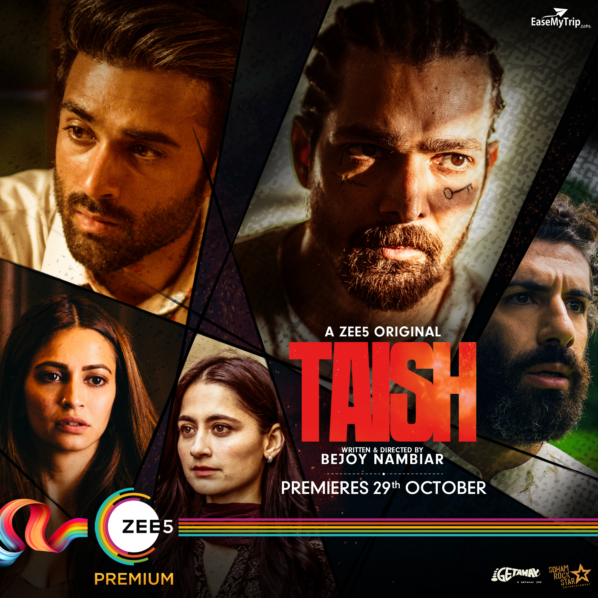 Download Taish 2020 S01 Hindi Complete Zee5 Web Series 480p HDRip 570MB