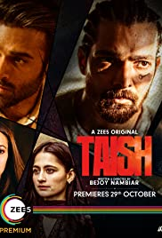 Taish : Season 1 COMPLETE Hindi WEBRip 480p & 720p | GDRive
