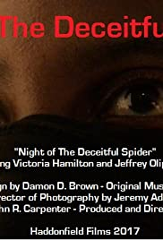 Night of the Deceitful Spider Poster