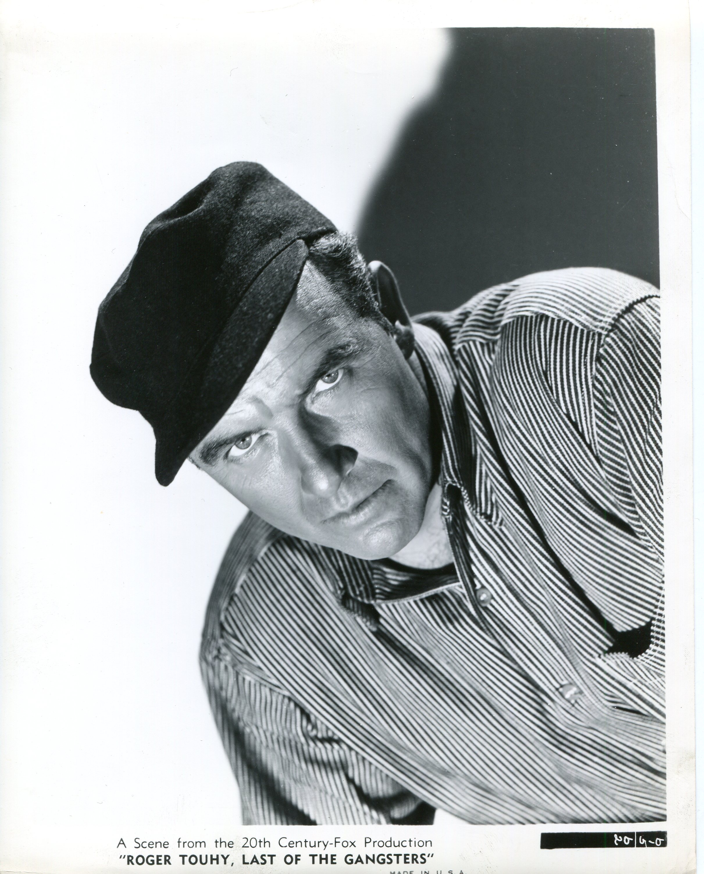 Preston Foster in Roger Touhy, Gangster (1944)
