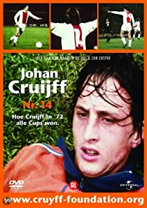 Movie downloads for the psp Nummer 14 Johan Cruijff Netherlands [UHD]