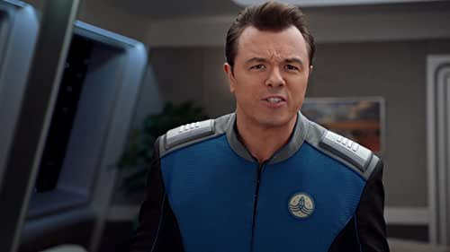 The Orville: Ed Finds Out Kelly Will Be Apart Of His Crew