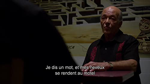Better Call Saul: Mike Meets With Hector Salamanca (French Subtitled)