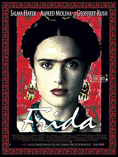 Frida (2002) BluRay 480p, 720p & 1080p