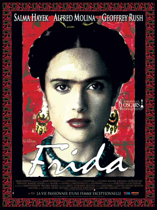 Frida (2002) BluRay 480p, 720p & 1080p