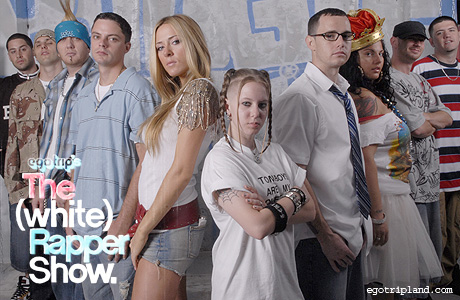 Watch spanish online movies The (White) Rapper Show by none [1280x1024]