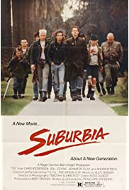Suburbia (1984) film en francais gratuit