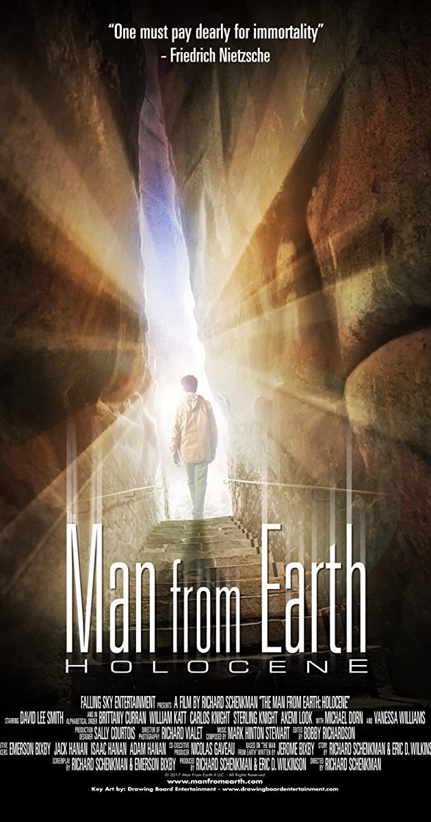 Subtitle of The Man from Earth: Holocene