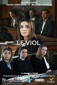 Clotilde Courau in Le viol (2017)