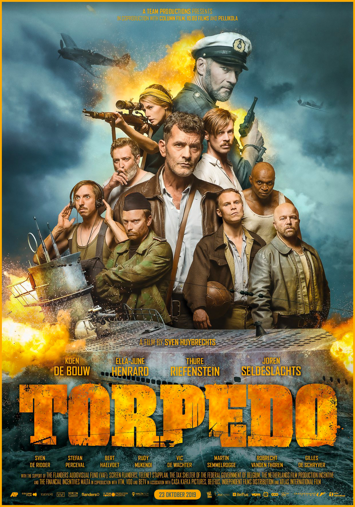 Torpedo (2019) Photo Gallery IMDb