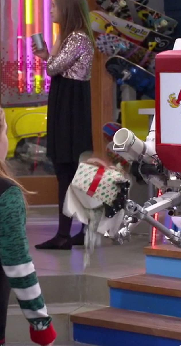 Bizaardvark A Killer Robot Christmas Tv Episode 2017 Imdb