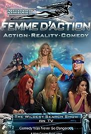 Femme d'Action Poster