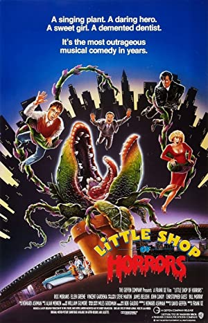Little Shop of Horrors Poster Image