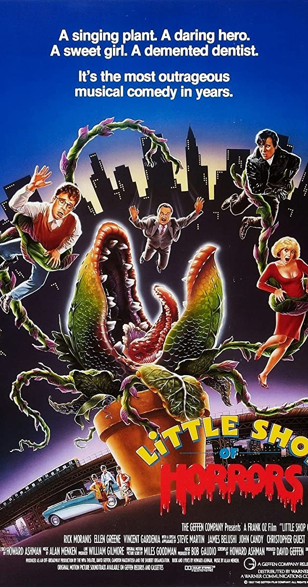 Little Shop of Horrors (1986) - Soundtracks - IMDb