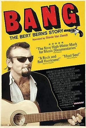 Where to stream Bang! The Bert Berns Story