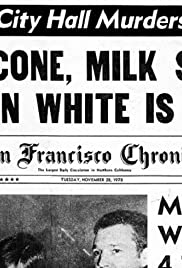 Milk & Moscone: Assassination at City Hall Poster