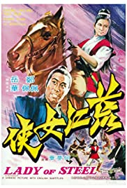 Lady of Steel Poster