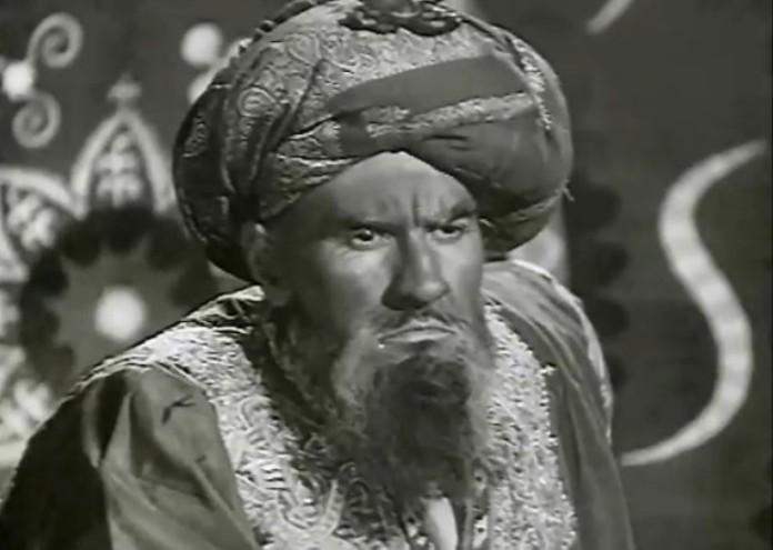 Konstantin Mikhaylov in Nasreddin v Bukhare (1943)