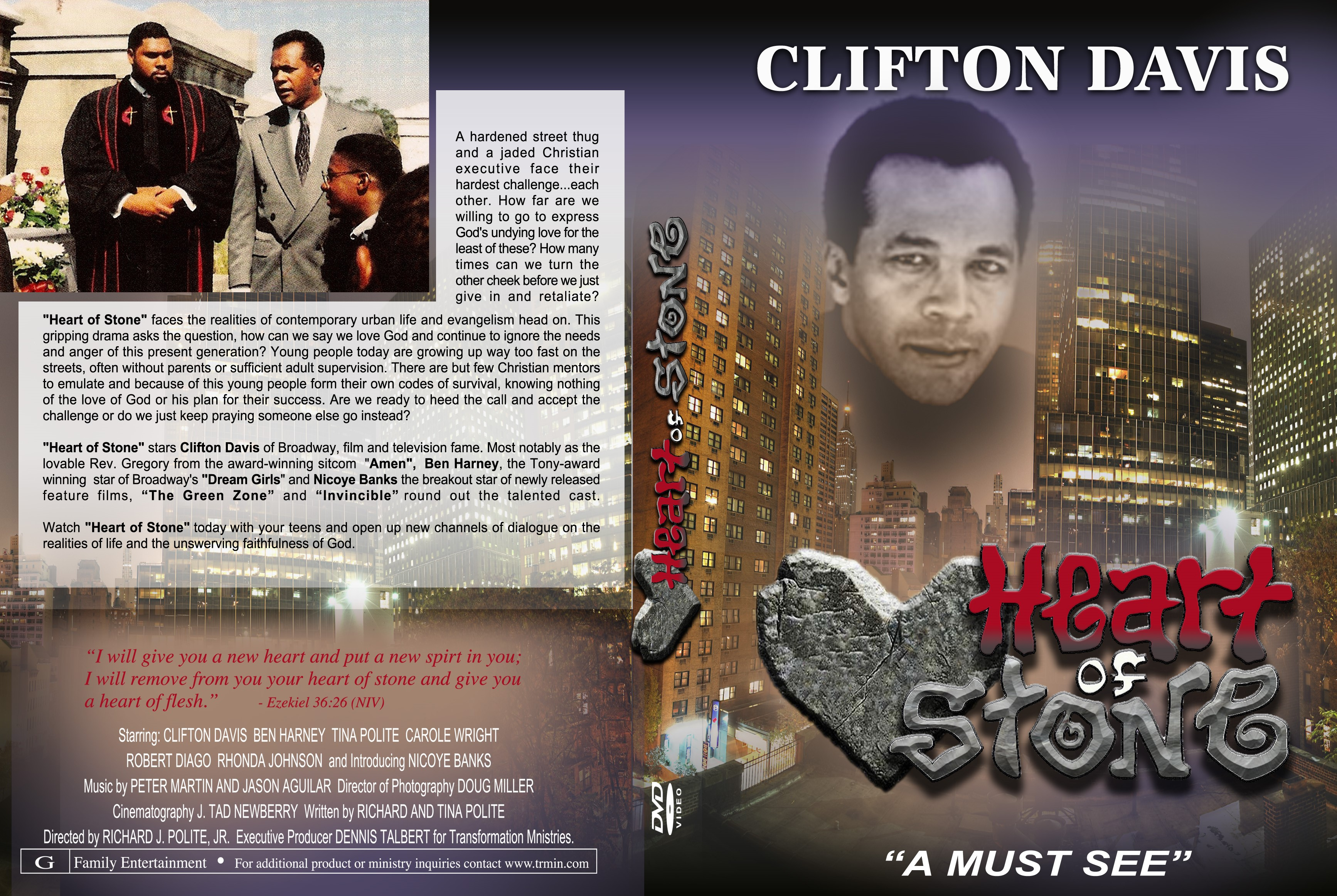 heart of stone film