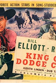 King of Dodge City Poster