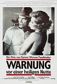 Warnung vor einer heiligen Nutte (1983) Poster - Movie Forum, Cast, Reviews