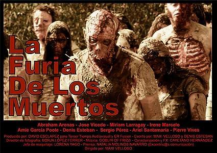 Watching dvd movies computer La Furia de los Muertos by none [1020p]
