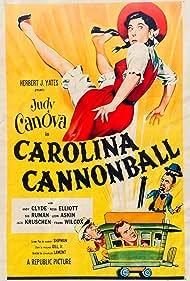 Judy Canova in Carolina Cannonball (1955)