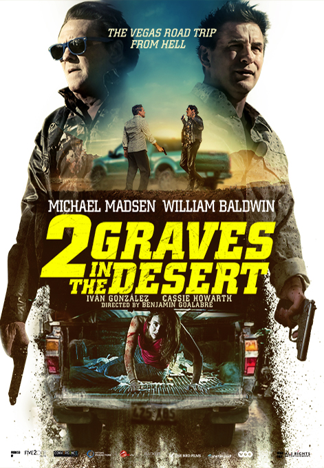 مشاهدة فيلم 2 Graves in the Desert 2020 مترجم