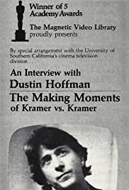An Interview with Dustin Hoffman: The Making Moments of Kramer vs. Kramer Poster