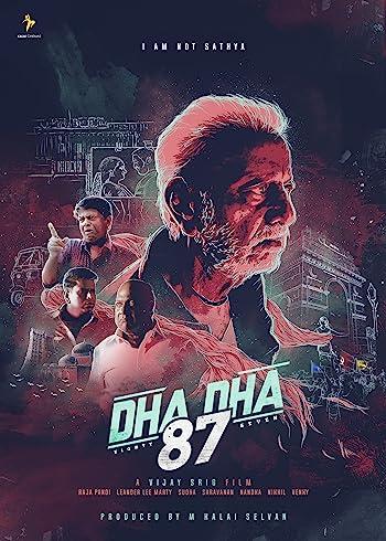 Dha Dha 87 2019 Full Hindi Dubbed Movie Download HDRip 720p