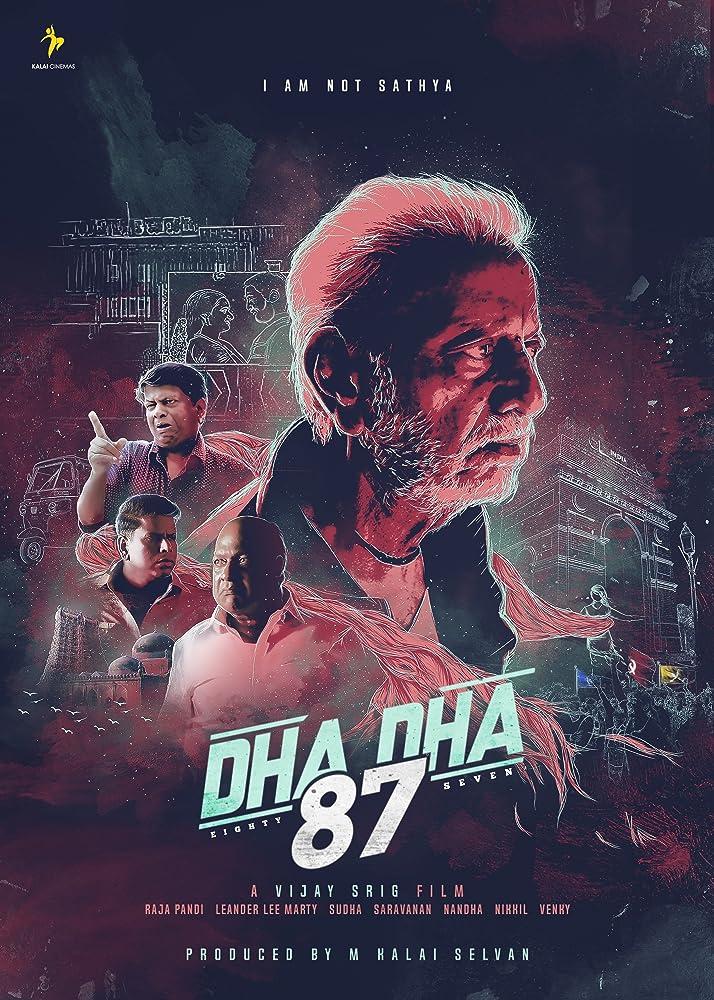 Dha Dha 87 (2019) Hindi Dubbed