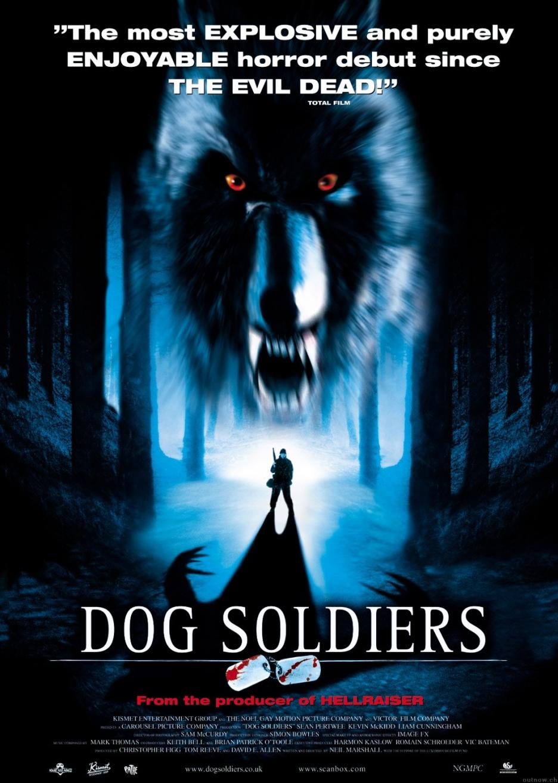 Köpek Askerler / Dog Soldiers türkçe izle