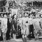 Akemi Negishi in Anatahan (1953)