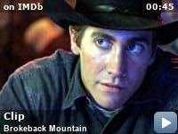 Brokeback Mountain 2005 Imdb