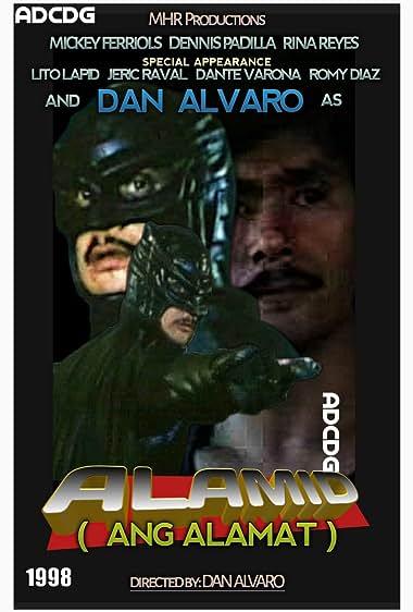 Watch Alamid: Ang Alamat (1998)