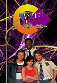 Misfits of Science Poster