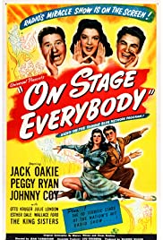 On Stage Everybody Poster