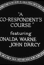 A Co-respondent's Course