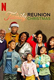 A Family Reunion Christmas Poster