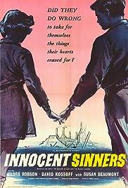 Innocent Sinners Poster