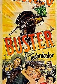 Budd Boetticher, Scott Brady, Joyce Holden, John Lund, and Chill Wills in Bronco Buster (1952)