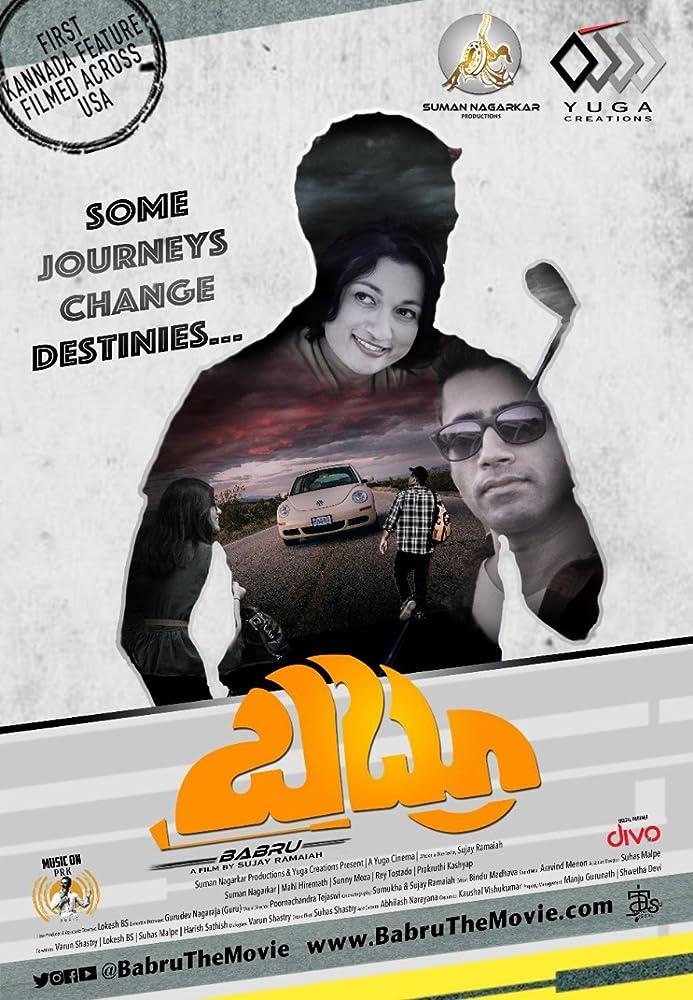 Babru 2019 Kannada Movie 400MB WEB-DL ESub Download