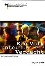 Ein Volk unter Verdacht - Die Staatssicherheit der DDR