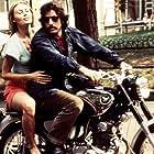 Al Pacino and Cornelia Sharpe in Serpico (1973)