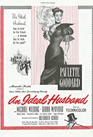 An Ideal Husband (1947) Poster - Movie Forum, Cast, Reviews