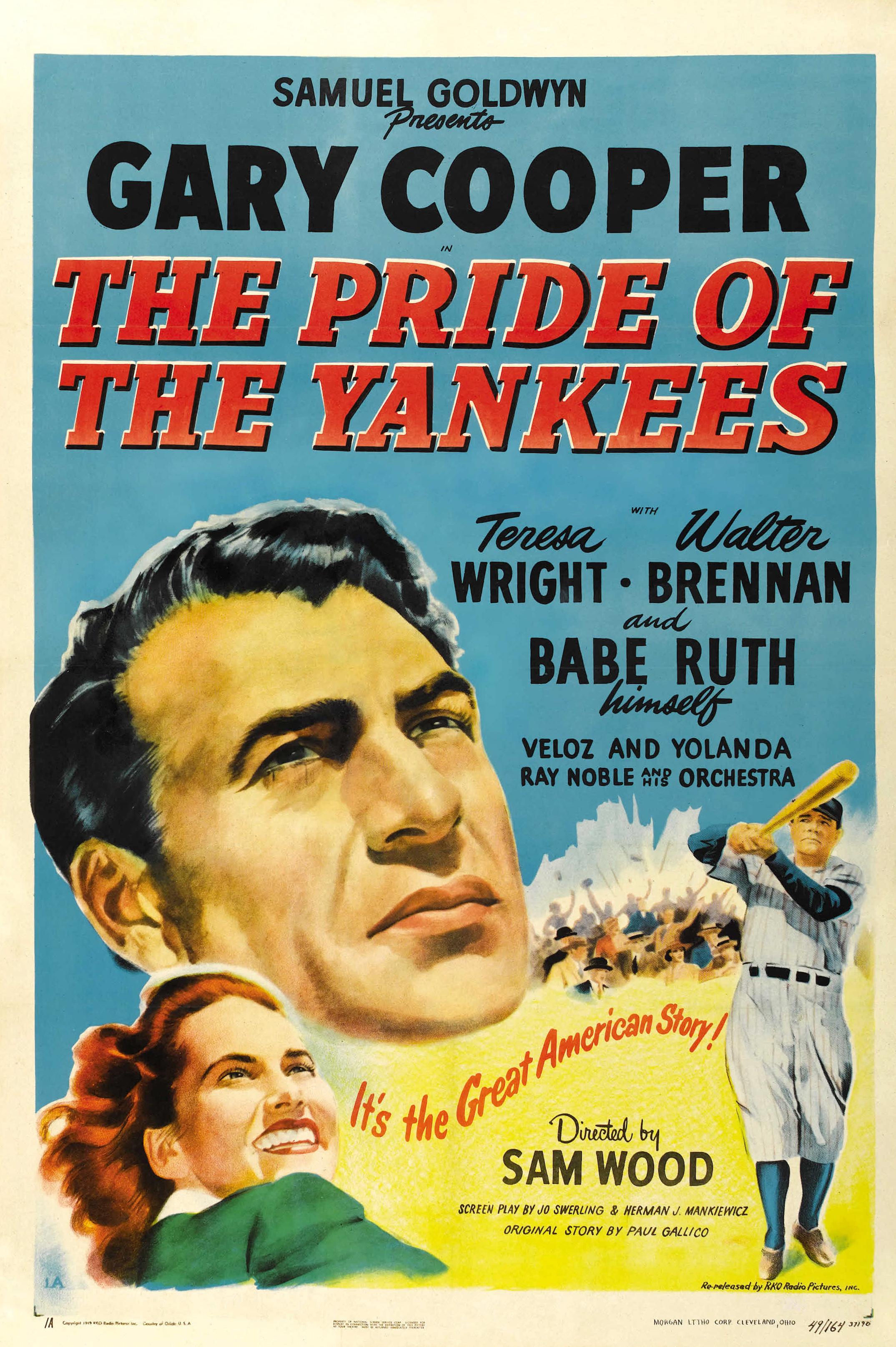 The Pride of the Yankees (1942) - IMDb