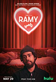 Ramy : Season 1-2 English HULU WEBRip 720p | [Complete]